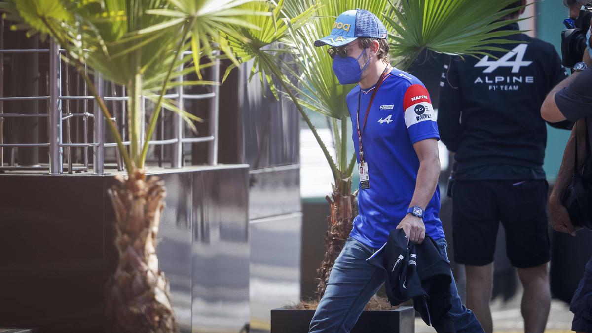 Fernando Alonso ist noch nicht wieder der Alte