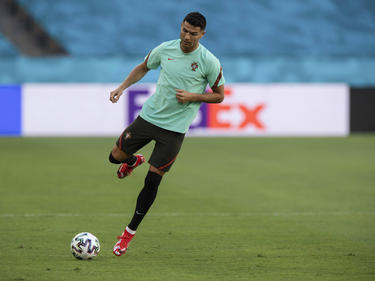 Ronaldo sólo piensa en meter a Portugal en cuartos.