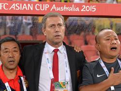 Alain Perrin ist als Nationaltrainer von China zurückgetreten