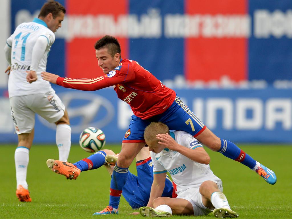 Zoran Tošić bleibt auch bei wichtigen Spielen standhaft