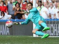 Asmir Begović wird das Chelsea-Tor hüten