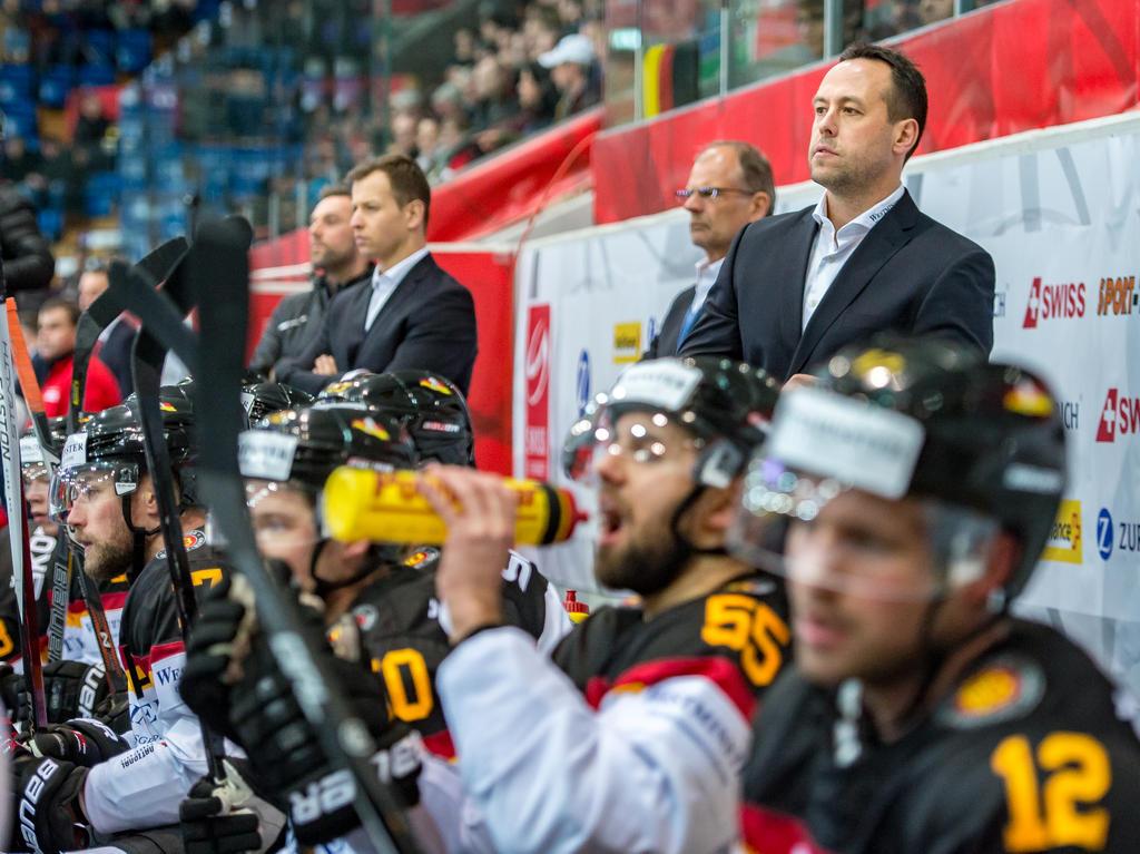 Deutschland startet gegen Finnland in das olympische Turnier