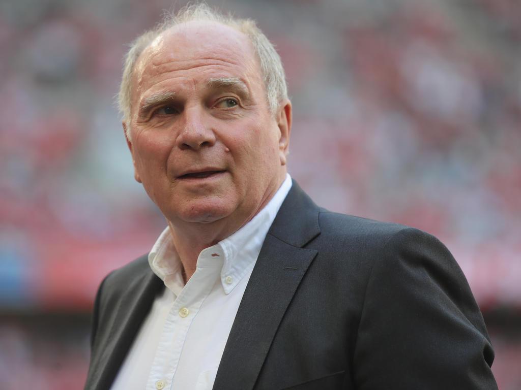 Bayern-Boss Hoeneß äußerte sich zum Wagner-Rücktritt