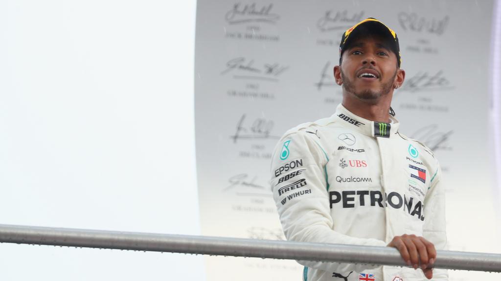 Keine Strafe: Lewis Hamilton bleibt der Sieger von Hockenheim