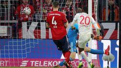 FC Bayern blamiert sich zuhause gegen Fortuna Düsseldorf