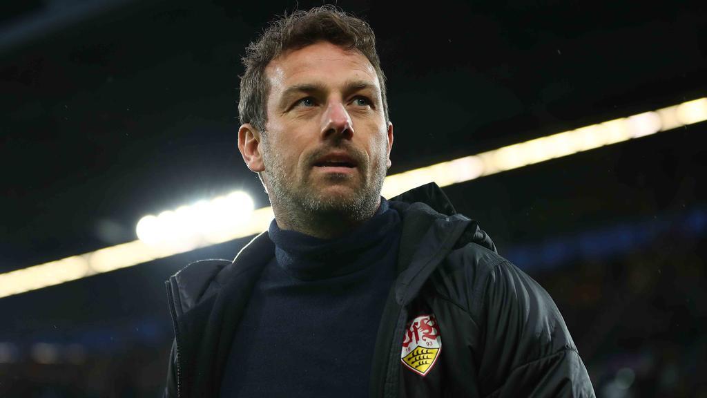 Markus Weinzierl beim VfB Stuttgart vor dem Aus?