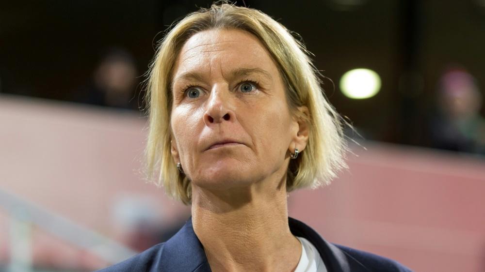 Martina Voss-Tecklenburg wünscht sich mehr Sportunterricht