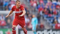 Bastian Schweinsteiger spielte 90 Minuten durch