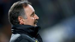 Peter Neururer bangt um den FC Schalke 04