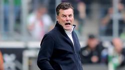 Verlässt Borussia Mönchengladbach zum Saisonende: Trainer Dieter Hecking