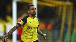 Könnte bald wieder für den BVB auflaufen: Paco Alcácer