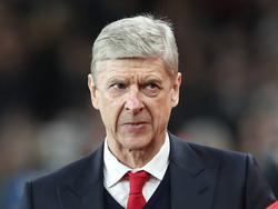 Bleibt Arsène Wenger auch nach dieser Saison Trainer der Gunners?