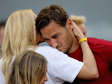 Totti dejó la Roma hace unos días, tras toda una vida. (Foto: Getty)