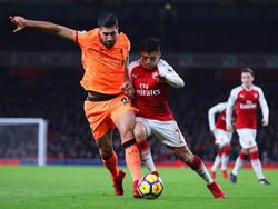 Im Duell zwischen Liverpool und dem FC Arsenal gab es keinen Sieger