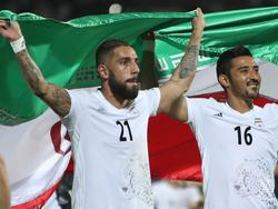 Ashkan Dejagah fährt zur WM nach Russland