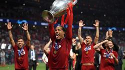 Virgil van Dijk unterschreibt wohl neuen Vertrag beim FC Liverpool