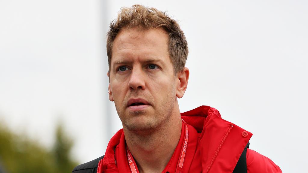 Helmut Marko erklärte, dass Sebastian Vettel keine Relevanz für Red Bull hat