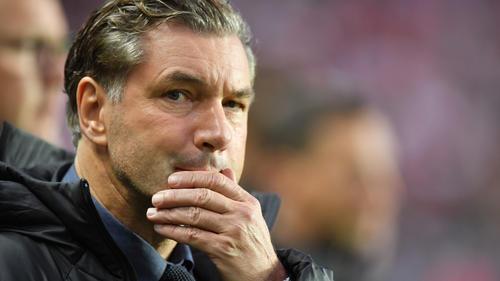 Michael Zorc fordert eine Leistungssteigerung von den BVB-Stars