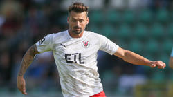 Albert Bunjaku blieb gegen Magdeburg ohne Treffer
