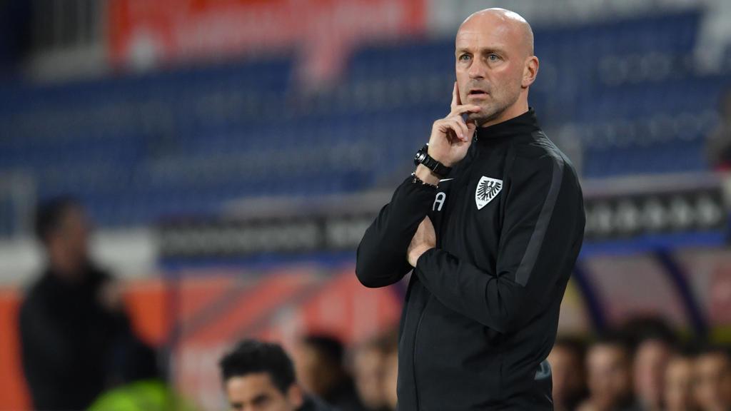 Marco Antwerpen übernimmt den Trainer-Job bei Eintracht Braunschweig