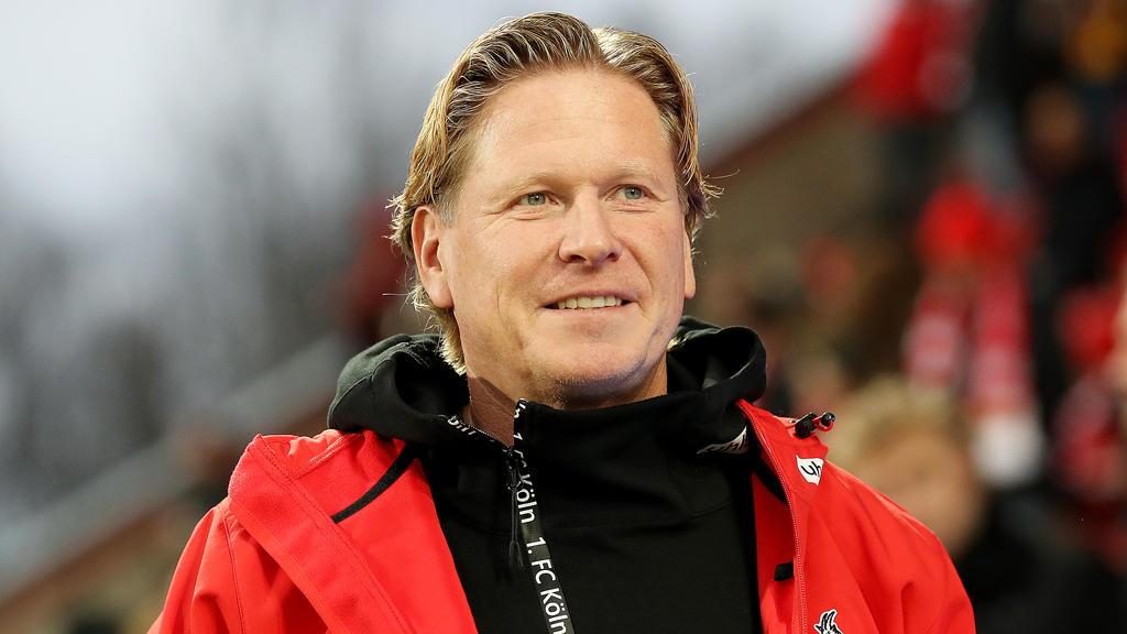 Markus Gisdol ist Chefcoach beim 1. FC Köln