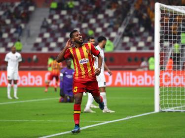 Hamdou Mohamed El Houni Al Masry hizo triplete.