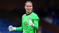 Ann-Katrin Berger verlängerte beim FC Chelsea