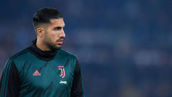 Emre Can könnte Juventus Turin in Richtung England verlassen