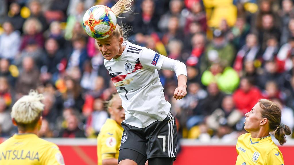 Lea Schüller wechselt im Sommer zum FC Bayern