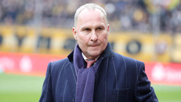 Aue-Boss Helge Leonhardt schlägt Alarm