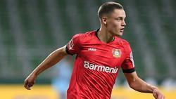 Florian Wirtz traf gegen den FC Bayern zum 2:4-Endstand