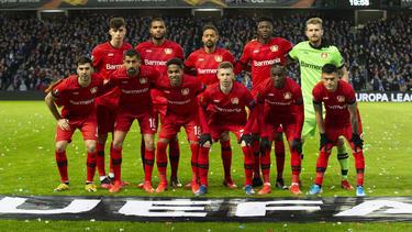 Bayer Leverkusen steht schon mit einem Bein im Viertelfinale der Europa League