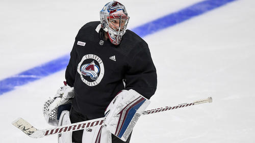 Avalanche-Torhüter Philipp Grubauer hat in der NHL noch einiges vor