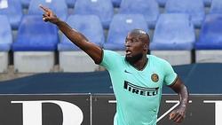 Soll für Inter Mailand gegen Bayer Leverkusen für Tore sorgen: Lukaku Romelu