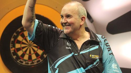 Darts-Legende Phil Taylor wird 60 Jahre alt