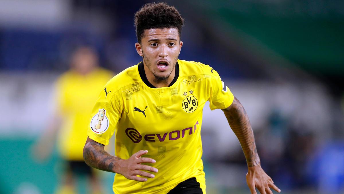 Bleibt (vorerst) beim BVB: Jadon Sancho