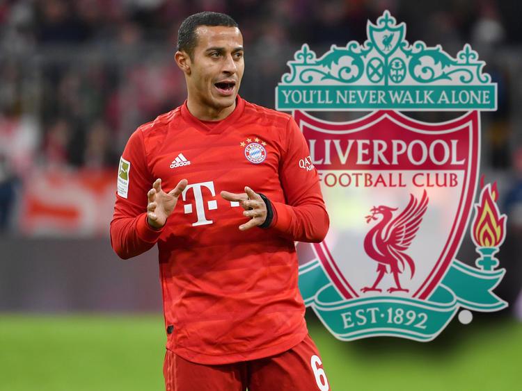 Thiago zu Liverpool