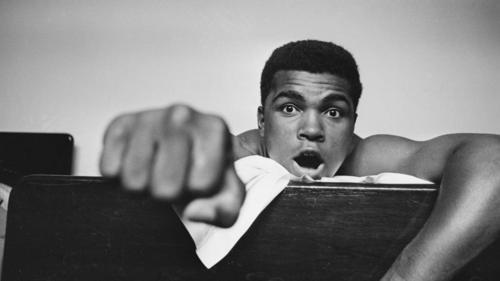 Muhammad Ali gilt als bester Boxer aller Zeiten
