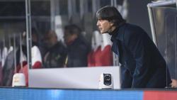Joachim Löw feierte mit dem DFB-Team endlich wieder einen Sieg