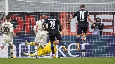 SC Paderborn schlägt den FC St. Pauli