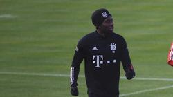 Alphonso Davies steht beim FC Bayern vor der Rückkehr