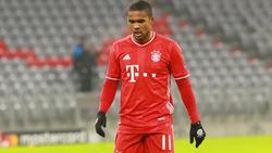 Douglas Costa spielt zum zweiten Mal beim FC Bayern