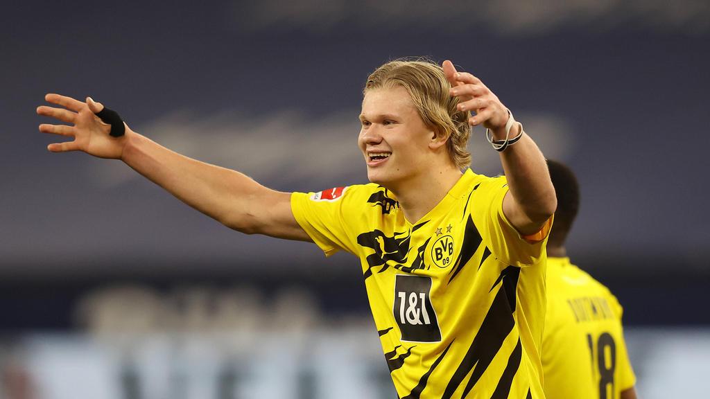 Der FC Bayern ist für BVB-Star Erling Haaland eine