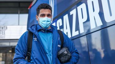 Omar Mascarell vom FC Schalke 04 wird bei den Wolverhampton Wanderers gehandelt