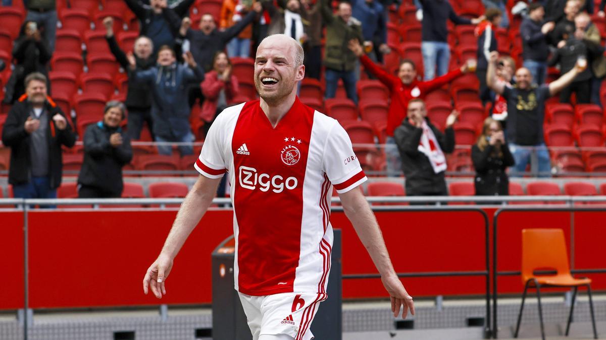 Steht mit Ajax Amsterdam kurz vor der Meisterschaft: Davy Klaassen