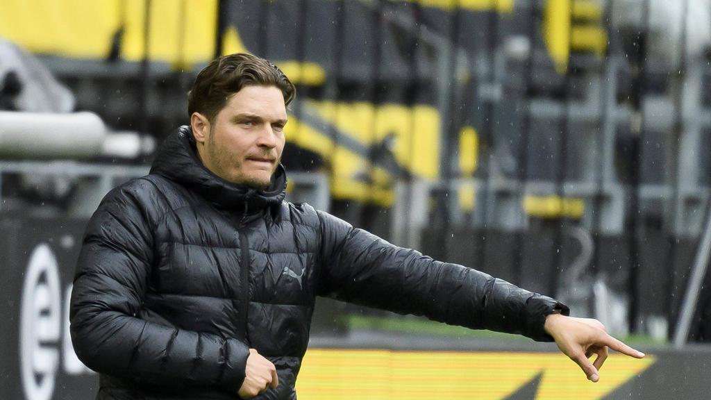 Edin Terzic soll beim BVB zur neuen Saison in die Rolle des Assistenztrainers zurückkehren