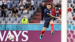 Lucas Hernández vom FC Bayern will mit Frankreich die EM gewinnen