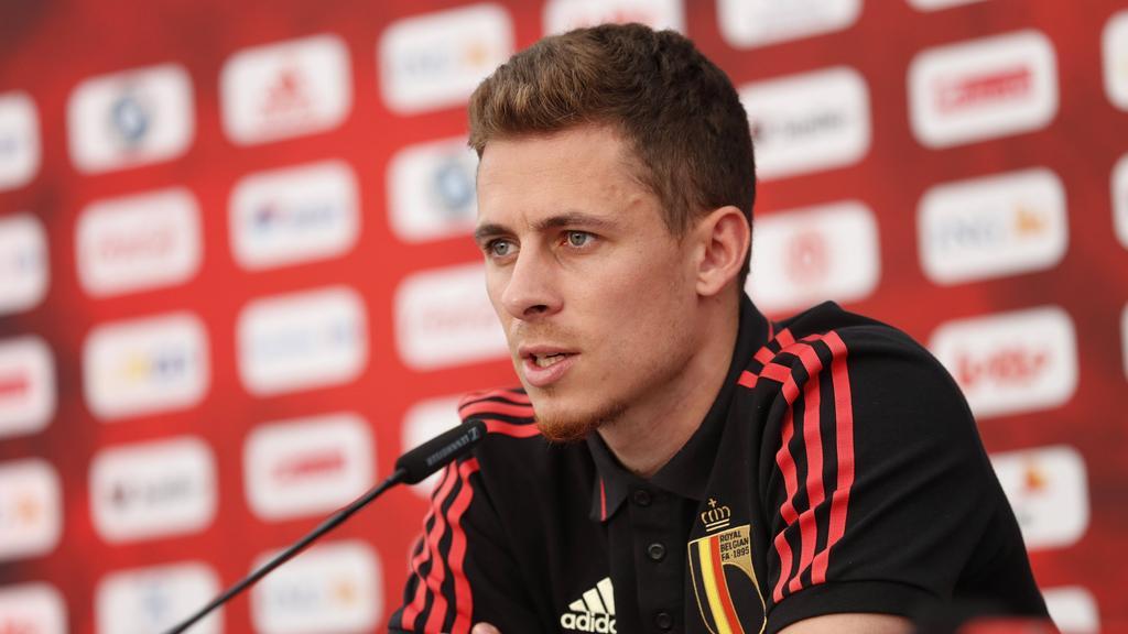 Belgien ohne Thorgan Hazard gegen Finnland