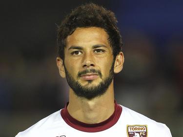 Larrondo, attaccante del Torino, autore di una doppietta