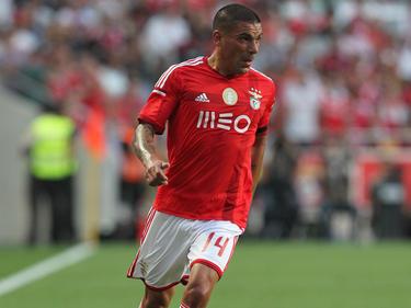 El uruguayo Maxi Pereira metió dos goles en el partido. (Foto: Getty)